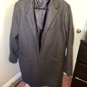 Abercrombie and Fitch Dress Coat